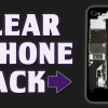 Clear iPhone Back Cover Replacement – Customize your iPhone – Tutorial / Review – iFixit.com