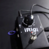 CES 2012 – iRig Stomp – Guitar Pedal for your iPhone / iPad / iPod – IK Multimedia