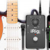 iRig STOMP – Stompbox Guitar Interface for iPhone / iPod touch / iPad