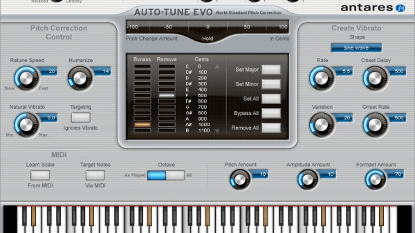 How to use Auto Tune – Pro Tools Tutorial