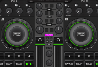 TrakProDJ Traktor Controller – App Review – for iPad and iPad2