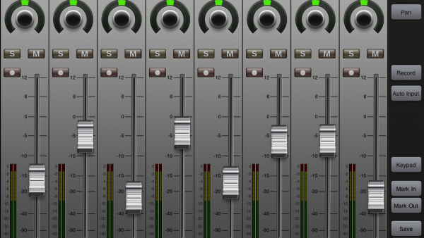 NEYRINCK V-Control – Pro Tools Controller – App Review – iPad
