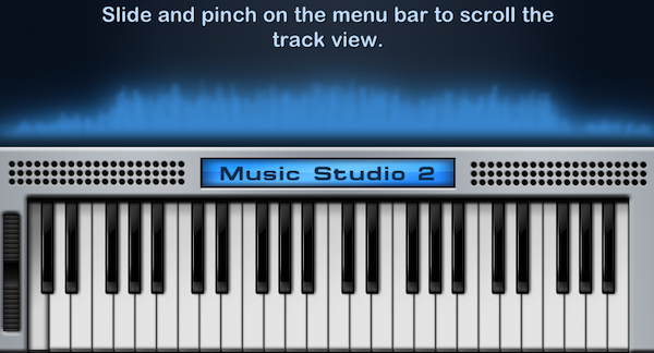 Music Studio 2 Review – Audio and MIDI Production -Together FINALLY! iPad / iPhone