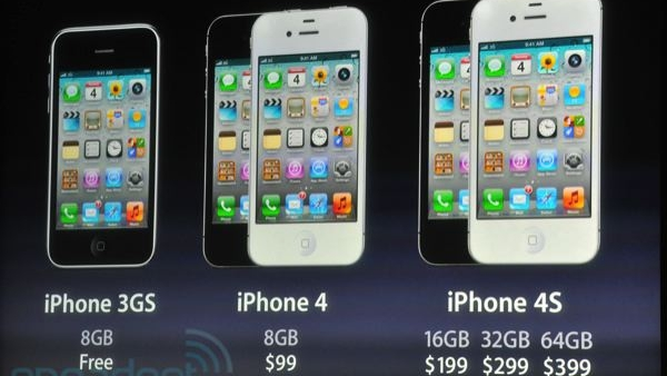New iPhone 4S Release Date OCTOBER 14th! iOS 5 Releasing October 12th!