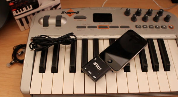 iRig MIDI Tutorial / Review – Using SampleTank – IK Multimedia