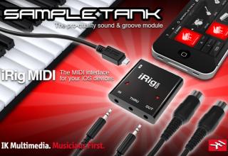 SampleTank Review – IK Multimedia – Pro-Grade Music Tools in your Pocket!