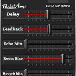 PocketAmp-Echo
