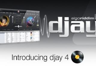 djay 4 Review for Mac by Algoriddim