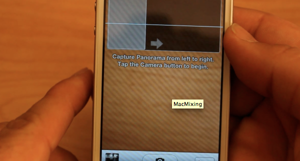 Enable Hidden iOS 5 Panorama Camera Mode Hack – iPhone – NO JAILBREAK! (VIDEO)