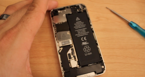 How to Take Apart an iPhone 4 / 4S – Replace Battery or Glass Back – Disassemble Your iPhone