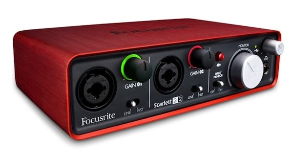 Scarlett 2i2 Unboxing / Review – Focusrite Audio Interface – Setup / Overview