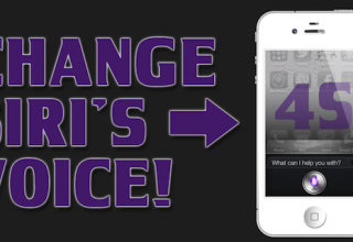 How to Use Siri iPhone 4S – How to Change Siri's Voice or Accent / Language to Male or Female