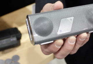 CES 2012 – FoxL BlueTooth Speakers by SoundMatters – Overview iPhone / iPad / iPod