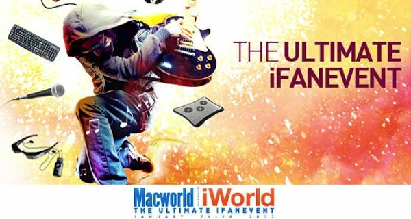 Macworld | iWorld 2012 kicks off Thursday! Stay Tuned Here!