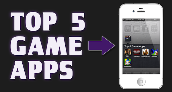 Top 5 Addicting Games for iPhone and iPod – Dom's Best iPhone Game Apps!
