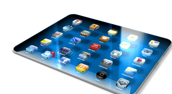 What is the New iPad Screen Going To Look Like?