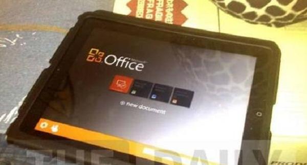 [Rumor] Microsoft Office for iOS Set To Release In November