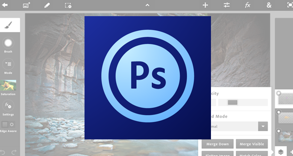 Adobe Photoshop Touch for iPad – Coming to an App Store Near You!