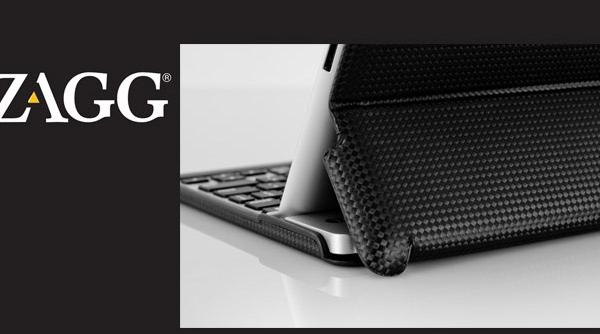 "macmixing ""Deal Of The Day"" Zaggfolio iPad 2 Keyboard Case"