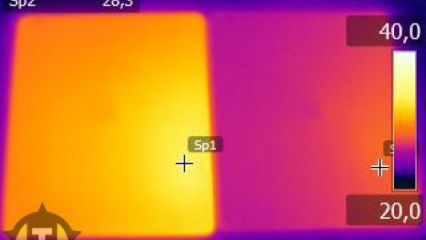 New iPad Runs 10 Degrees Hotter Than iPad 2 Via Thermal Imaging