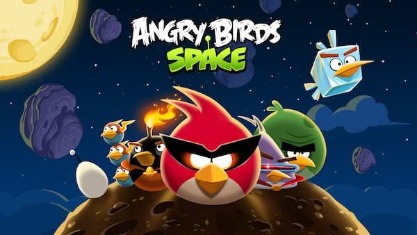 Angry Birds Space Coming Out March 22nd