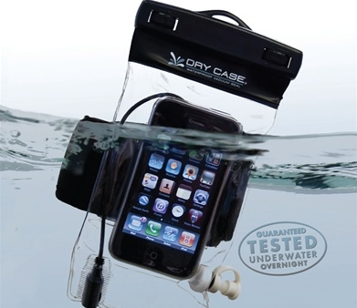 [Giveaway OVER] DRYCASE – Waterproof Case for iPhone or Other Electronics