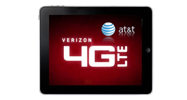 Apple Will Unveil a 4G LTE iPad According to Reuters
