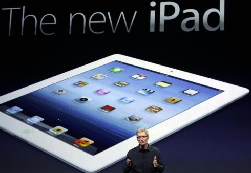 "Apple Tells USA Today The Demand For The New iPad Has Been ""Off The Charts"""