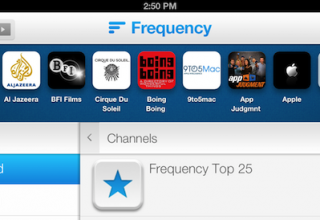 Frequency – Personalized Video Channels from the Web