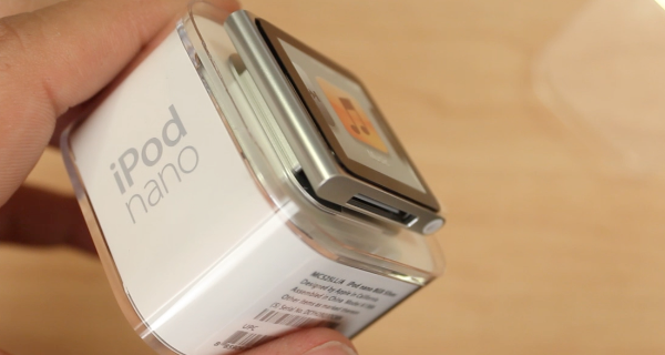 iPod Nano Unboxing – 6th Generation Model – Need I Say More?