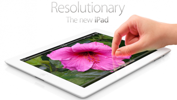 "Thoughts on ""The new iPad"" – Post Coverage Opinions"