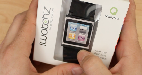 iWatchz Review / Unboxing – Make your iPod Nano a Watch!