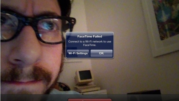 The New iPad Still Doesn't Allow Facetime over 4G / 3G