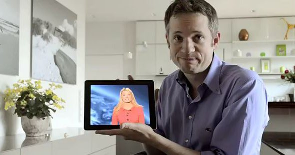 Magician Simon Pierro Review's The iPad 3 In His Own Magical Way