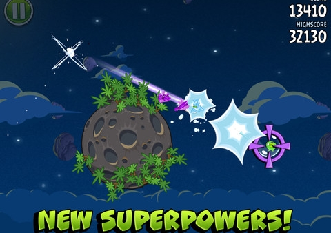 Angry Birds Space is Now Available in the App Store!