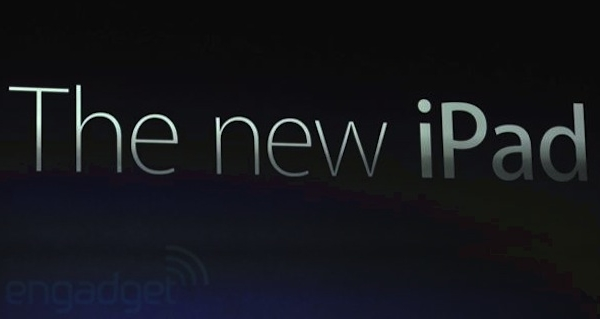 "[Video] ""The New iPad"" – Hands On – First Impressions"