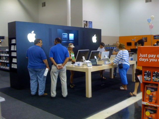Best Buy Store Apple