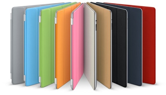 Some Smart Covers Aren't Compatible With the New iPad