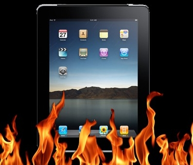 Apple Speaks Up About The New iPad's Heat Output