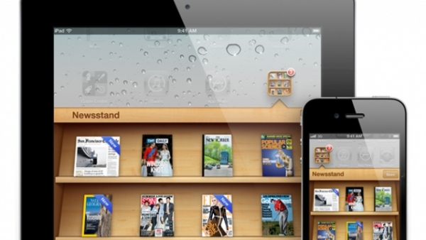 iPad Owners Are Spending $70,000 a Day in Newsstand