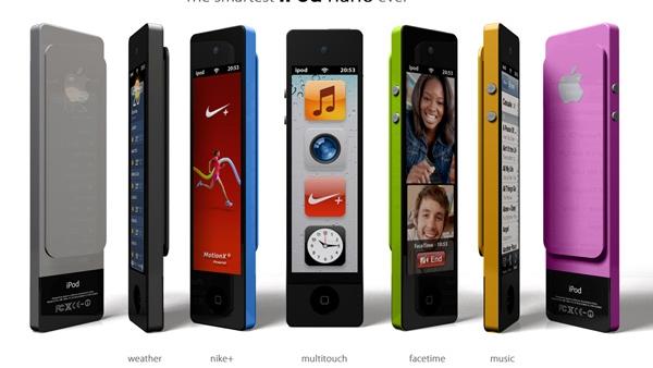[Concept] The iPod Nano Redesigned