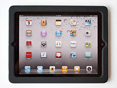 """macmixing """"Deal Of The Day"""" – BlackBelt Protection Band For iPad 2 And The New iPad"""