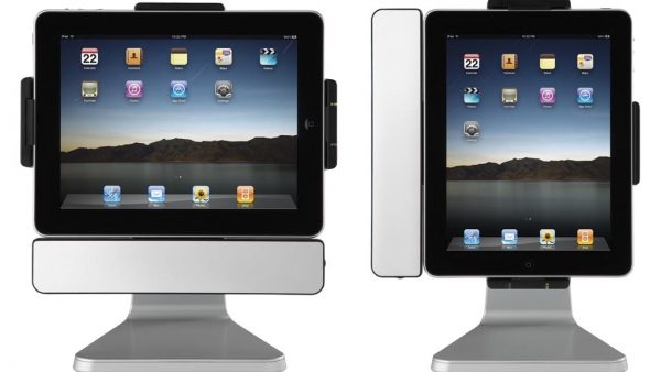 PadDock 10 Review – Stand & Stereo – the New iPad / iPad 2