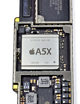 iFixit Tears Down the New iPad