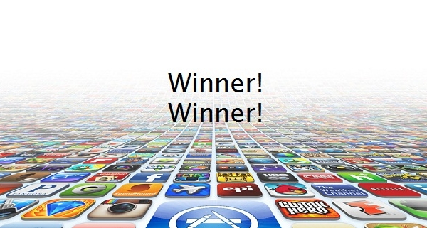 25th Billion App Download Winner Announced!