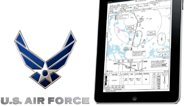 U.S. Airforce Will Be Purchasing Up To 18,000 iPads