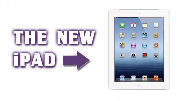 "The New iPad / ""iPad 3"" Unboxing – 3rd Generation iPad"