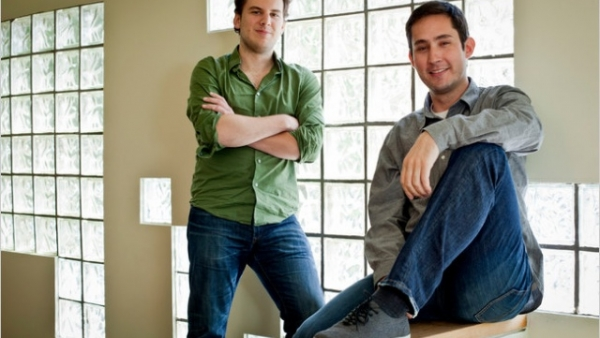 Instagram Co-Founders Cash In A Cool $500 Million From Facebook Deal