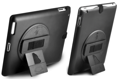 [Review] SlateSHIELD 360 for iPad – Case – Handle – Stand