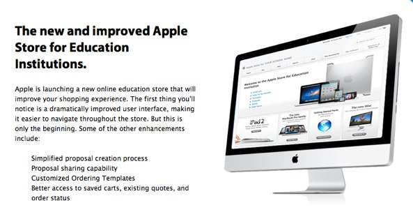 Apple Launching New Online Store